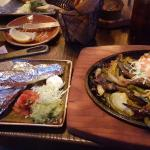 fajitas - meh - nothing special and kind of greasy