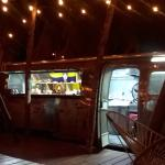 Kitchen is an Airstream on the street
