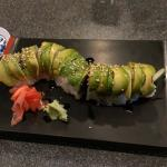 Caterpillar Sushi Maki