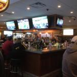 Flaherty's Three Flags Inn - bar room