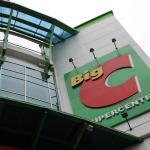 Big C - shopping centre close to hotel