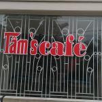 Tam's Cafe at 211 Ba Trieu street