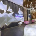 Lobby favehotel Ahmad Yani Banjarmasin