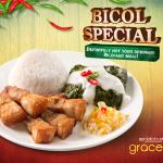 Definitely not your ordinary Bicolano Meal!