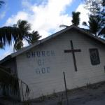 Kiribati is filled with Christian churches of so many denominations