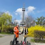 Prague tour on Segways