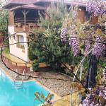Spring at Casa Mica