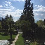 Hotel und unmittelbare Umgebung