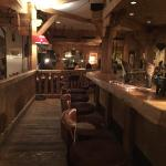 Warm, cozy and stylish atmosphere