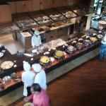 Buffet at Guchhi