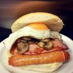 Delicious Breakfast Bap - Bap Brecwast Blasus