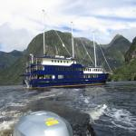 Foto di Doubtful Sound Small Boat Cruises Day Trip - Real Journeys