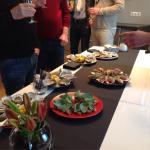 Atelier culinaire et Thon Tataki du chef Mickaël Rousselot