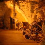 La cave aux moines