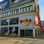 Hard Rock Cafe Toronto Exterior
