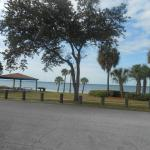 Picnic Island Park, bottom of South Tampa