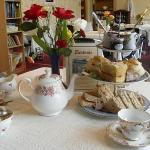 Deal Cake Stand 2 Fruit Scones 4 Slices of Cake Selection of Sandwiches of your choice All for o