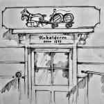restaurant vinkælderen anno 1845