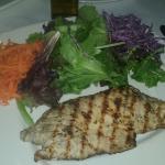 Very plain salad