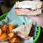 California Turkey Rueben