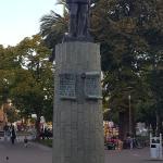Monumento a Pedro de Valdivia