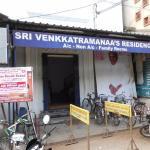 Sri Venkkatramanaa's Residency, near Gandhi Park