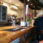 Danny's bar area