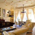 Sloane Suite - living room