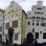 The oldest buildings in Riga