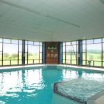 Our heated indoor swimming pool