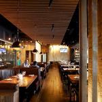 ZIBO! Griffintown salle à manger et bar
