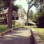 "The ""mansion"""