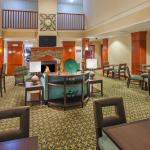 Sit down to a good meal while watching TV in our Great Room
