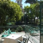 Balcony - Hotel Metropole Photo