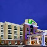 Holiday Inn Express Across from Niagara Falls Airport (IAG)