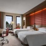 Hilton Twin Guest Room