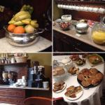 Weekday breakfasts from 7 - 10 am