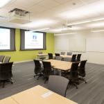 Meet in one of our spacious conference rooms
