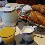 The 8 Euro Breakfast Package