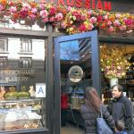 Photo de Petrossian Restaurant