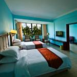 Foto de Sanya Blue Sea Silver Beach Hotel