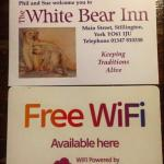 Bild från The White Bear Inn