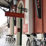 Our Bike Station and welcome centre in Vilafranca del Penedès