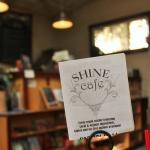 Shine Cafe - A Charming Vegan Restaurant in Morro Bay serving great sandwhich and smoothies.