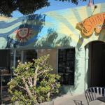 Shine Café in Morro Bay - Great place to eat healthy vegan food.