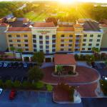 Courtyard by Marriott Sandestin at Grand Boulevard is steps from Santa Rosa Beach