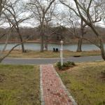 Panoramic view from from front porch.