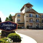 Our Ukiah, CA Hotel's Exterior Entrance