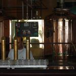 The microbrewery.