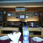 Great atmosphere !! The food was very good and the service was great. Highly recommend if you ar